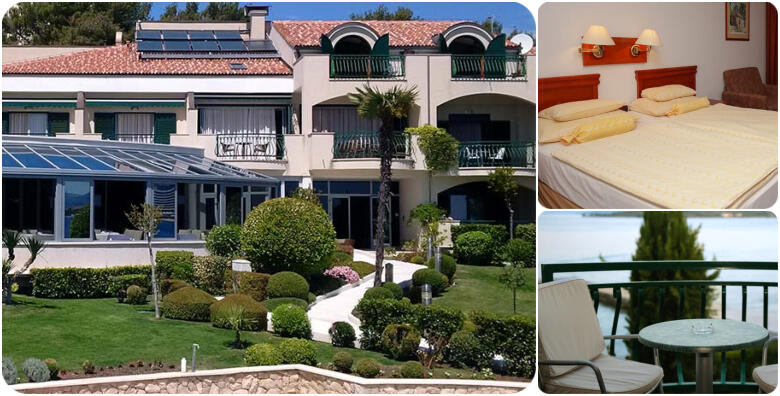 Hotel Villa Radin 4* - 2 noćenja s polupansionom za 2 osobe za 1.788 kn!