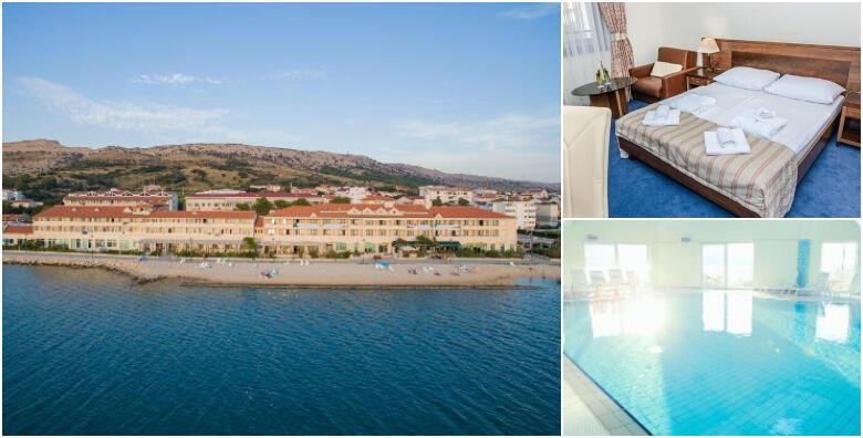 Pag - all inclusive 3 noćenja s za 2 osobe u Hotelu Pagus 4* uz korištenje bazena za 3.600 kn!