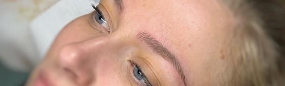 Microblading obrva - savršeni oblik obrva za vaše lice, tehnika kojom  se imitiraju dlačice i njihov prirodan rast u KBrows studiju za 549 kn!