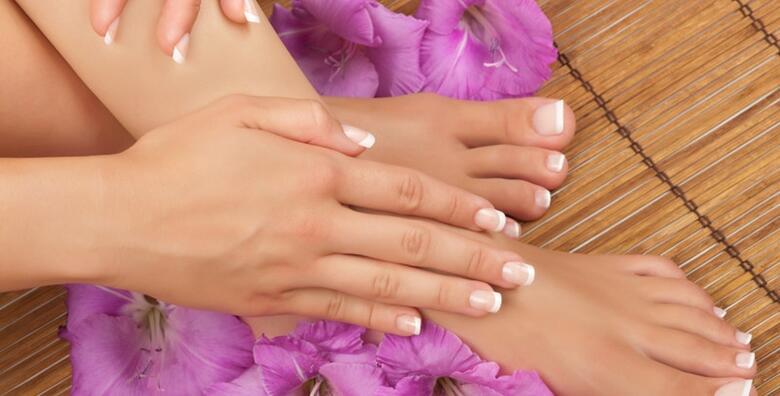 Geliranje noktiju na rukama i nogama u Studiju za nokte Devini Nails za samo 149 kn!