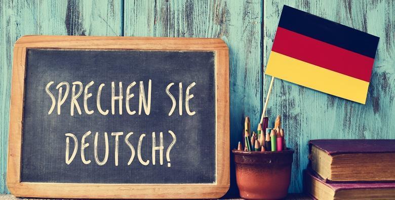 Njemački jezik - intenzivni online tečaj razine A1+ A2 za 1.550 kn!