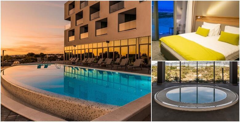 Pag - postsezona uz 2 ili 3 noćenja s doručkom za dvoje u Hotelu Olea 4* i korištenje saune, fitnessa, jacuzzija i bazena od 1.350 kn!