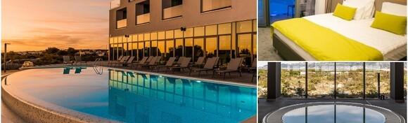 Pag - 2 noćenja s doručkom za 2 osobe + gratis ponuda za 1 dijete do 12 godina u Hotelu Olea 4* i korištenje saune, fitnessa, jacuzzija i bazena za 1.199 kn!