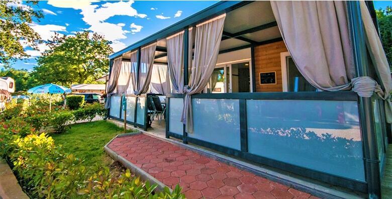 Polidor Camping Park 4*- 2 noćenja u mobilnim kućicama za četiri osobe od 765 kn!