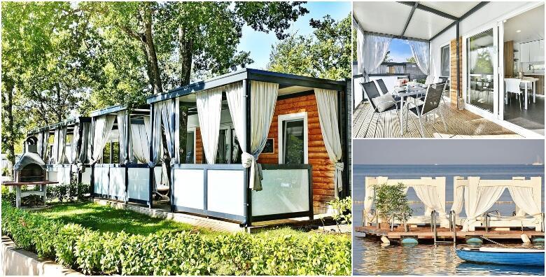 Ponuda dana: Funtana - 2 noćenja za 4 osobe u dizajniranim mobilnim kućicama Polidor Camping Parka 4* uz neograničeno korištenje dječje igraonice i fitnessa za 885 kn! (Polidor Camping Park 4*)