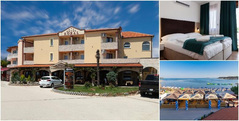 SEZONA U MEDULINU - 2 ili 7 noćenja s doručkom za 2 osobe u Hotelu Koral 3* od 949 kn!