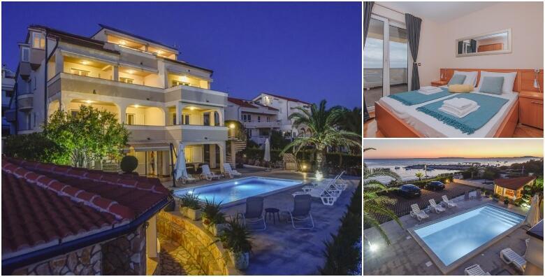 Novalja - 2 noćenja za do 4 osobe u Apartmanima Tolo 4* s bazenom za 899 kn!
