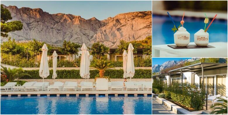 POPUST: 57% - MAKARSKA- Nezaboravan ljetni vikend u prekrasnim mobilnim kućicama Poseidon Mobile Home Resort 4* uz 2 noćenja za 4 osobe s uključenim doručkom za 1.109 kn! (Poseidon Mobile Home Resort 4*)