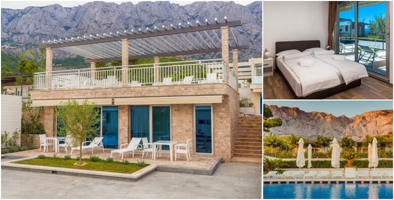 Makarska - 1 ili više noćenja za do 6 osoba + gratis doručak, ponuda za 1 dijete do 5 godina i 1 dijete do 18 godina u Poseidon Mobile Home Resortu 4* od 525 kn!