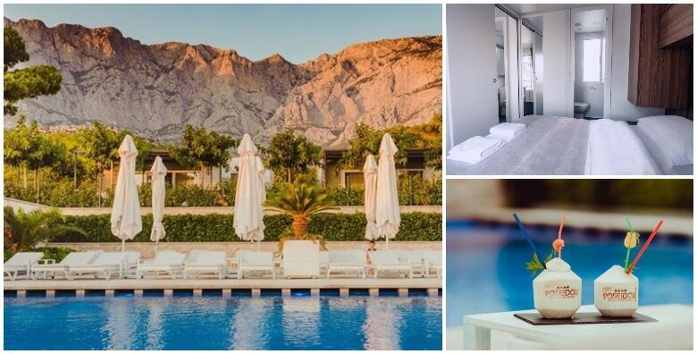 Makarska - provedite 2 noćenja za do 6 osoba u Poseidon Mobile Home Resortu 4* od 1.259 kn!