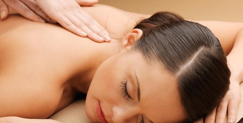 Klasična masaža leđa ili cijelog tijela već od 66 kn!