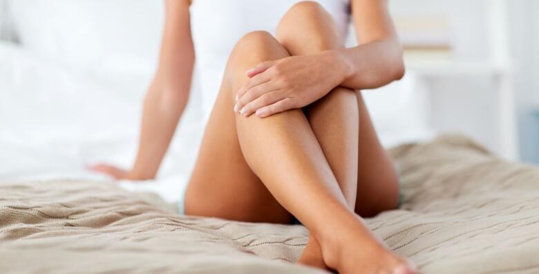 Brazilska depilacija ili depilacija cijelih nogu i bikini zone šećernom pastom već od 80 kn!