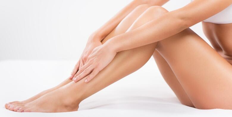 Uklonite neželjene dlačice uz depilaciju voskom cijelih nogu  i bikini zone u studiju Geranij za samo 99 kn!