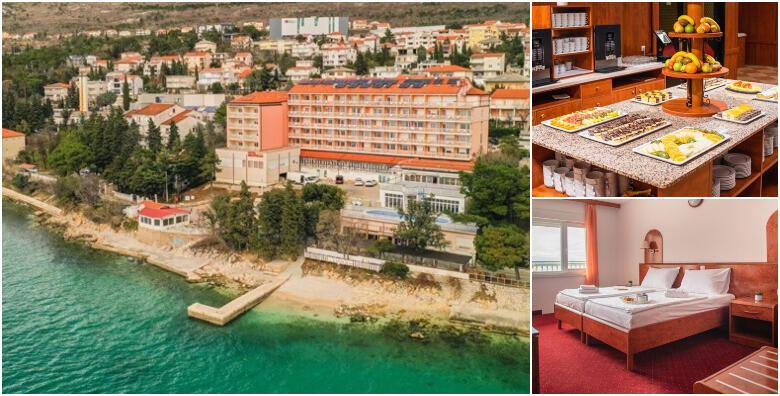 CRIKVENICA - isplanirajte savršeno ljetovanje uz 3, 5 ili 7 noćenja za 2 osobe s polupansionom u Hotelu Mediteran 3* od 1.799 kn!
