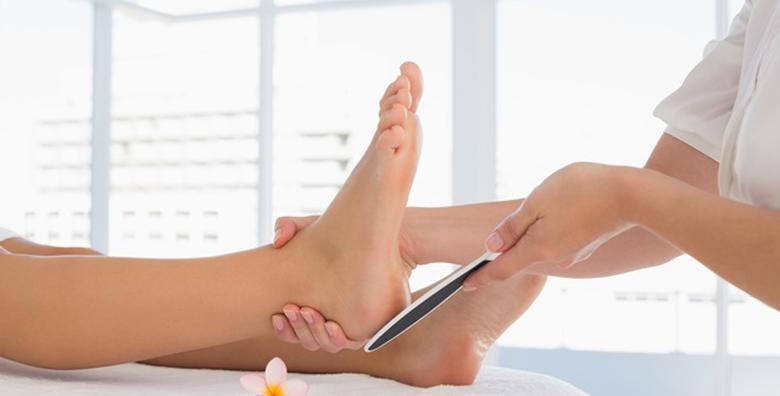 Medicinska pedikura uz masažu stopala za samo 99 kn!