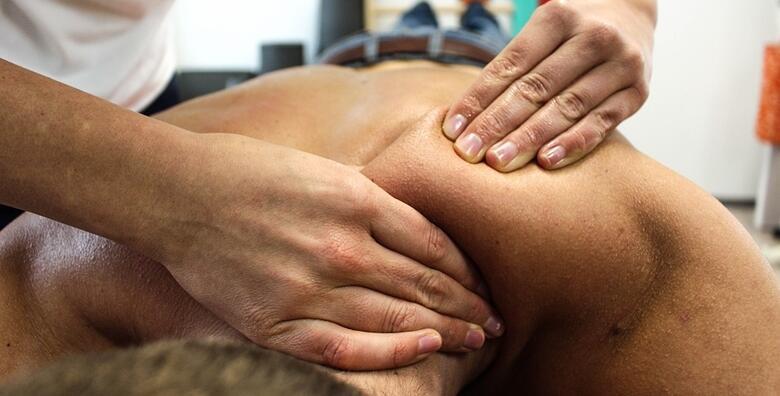 Riješite se bolova i opustite mišiće uz sportsko-medicinsku masažu cijelog tijela za 99 kn!