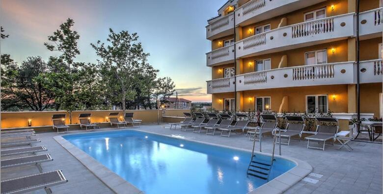 Zadar - 2 noćenja s doručkom za 2 osobe u Aparthotelu Zaton 3* za 672 kn!