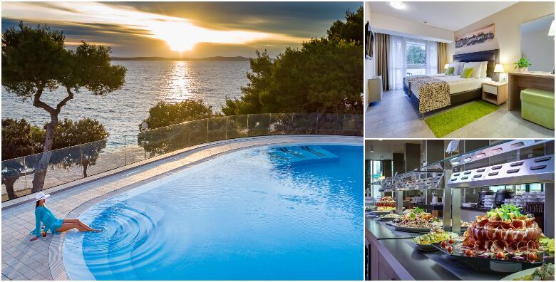 Zadar, Hotel Pinija 4* - 2 noćenja s polupansionom za 2 osobe uz korištenje bazena od 1.399 kn