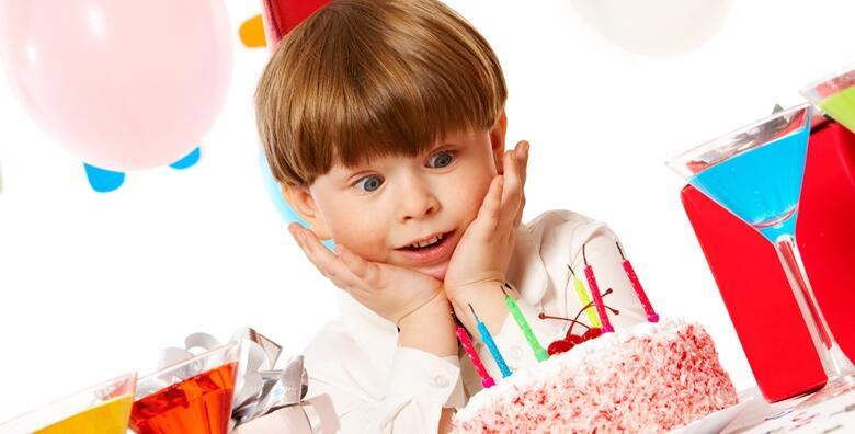 Proslava dječjeg rođendana - paket po izboru od 449 kn!