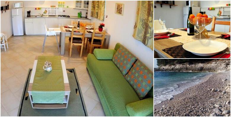 Pula - savršen obiteljski odmor uz 2 ili 3 noćenja za 2+2 osobe u Apartmanu  Green Garden 3*, nadomak centra od 599 kn!
