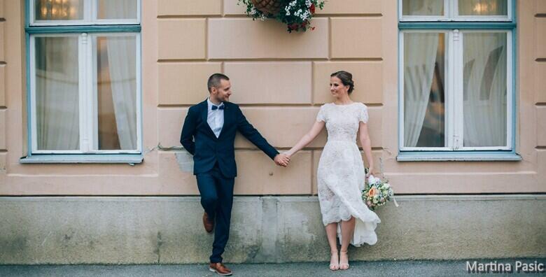 POPUST: 33% - Profesionalno fotografiranje krstitki i vjenčanja - ovjekovječite najsretnije trenutke i sačuvajte ih kao trajni podsjetnik od 999 kn! (I do weddings, obrt za usluge)