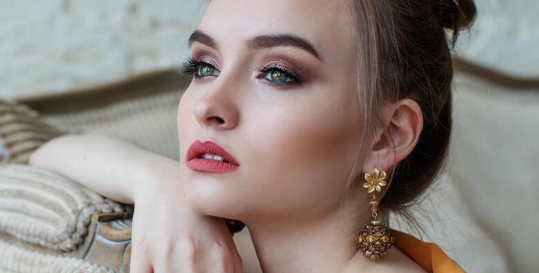 POPUST: 52% - Profesionalno šminkanje uz Ardell umjetne trepavice za 119 kn! (KAOTY Threading & Make up Studio)