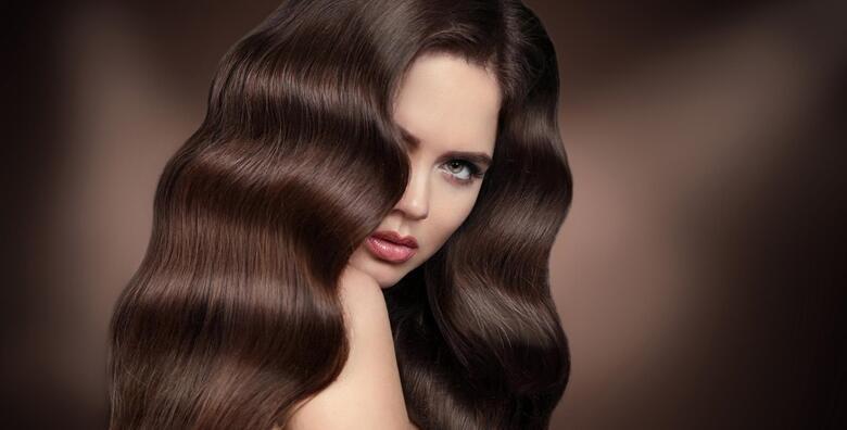 3 fen frizure ili fen frizura, šišanje i pranje za dugu kosu već od 84 kn!