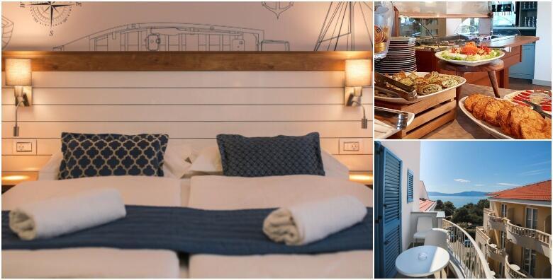 MAKARSKA RIVIJERA - savršeno ljetovanje uz 3 noćenja s polupansionom za dvoje odraslih ili 2 odraslih i 2 djece u sobi s pogledom na more u Hotelu Ivando 4* od 2.266 kn!