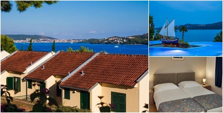 Trogir, Belvedere Camping & Apartments - uživajte okruženi mediteranskim zelenilom uz 2 ili 3 noćenja za 2+2 ili 4+2 osobe u Apartmanima 3* od 500 kn!