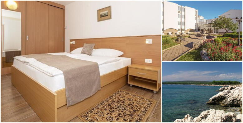 Punat, otok Krk - provedite svoj idealan odmor u Hotelu Omorika 3* uz 2, 3 ili 7 noćenja s polupansionom za 2 odrasle osobe i 2 djece do 11,99 godina od 1.440 kn!