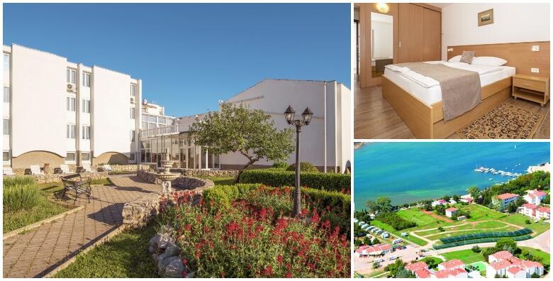Punat, otok Krk - idealan odmor uz 2 noćenja s polupansionom za 2 osobe + gratis ponuda za 2 djece do 12 godina u Hotelu Omorika 3* samo 100 metara od plaže od 998 kn!