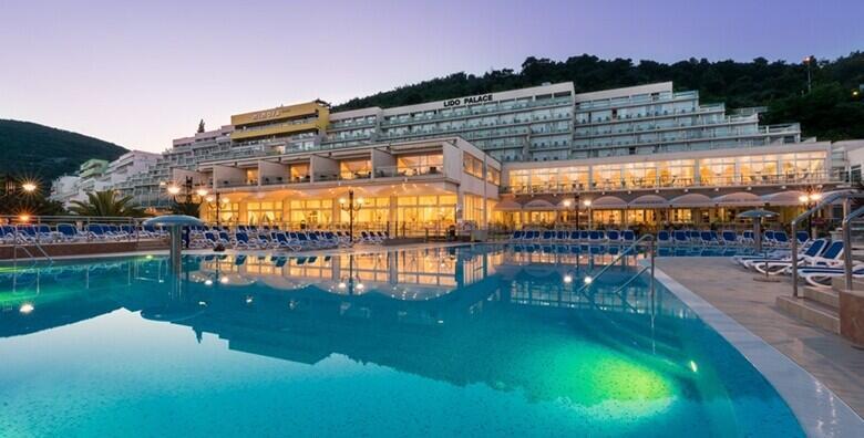 Rabac,Maslinica - ljetovanje uz 2, 3 ili 7 noćenja za 2 osobe i dijete do 6,99 godina s polupansionom u Hotelu Mimosa 4* uz korištenje bazena od 3.062 kn!