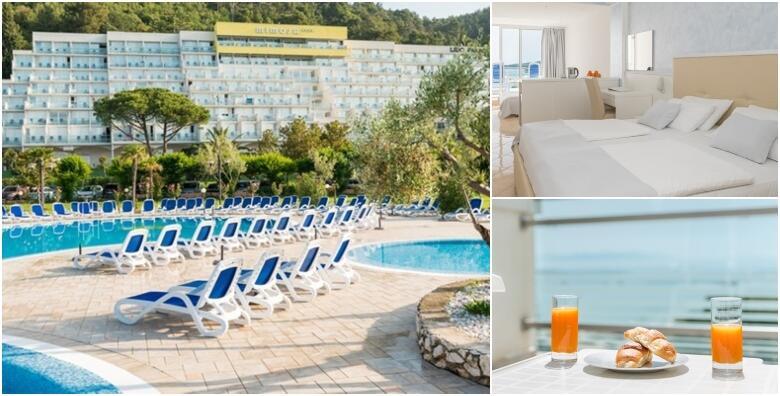 RABAC, Maslinica - postsezona u Hotelu Mimosa 4* uz 2, 3 ili 7 noćenja u sobama s pogledom na more za 2 osobe s polupansionom i korištenjem bazena od 1.329 kn!