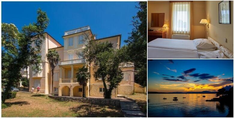 Crikvenica - savršeno ljetovanje uz 2, 5 ili 7 noćenja s polupansionom, rent-a-bike uslugom i ulaznicom za akvarij za dvoje u Hotelu Villa Ružica 3* od 1.769 kn!
