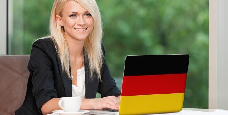 NJEMAČKI - naučite novi jezik iz udobnosti svog doma uz online tečaj u trajanju 6 ili 12 mjeseci s uključenim German Proficiency certifikatom već od 99 kn!