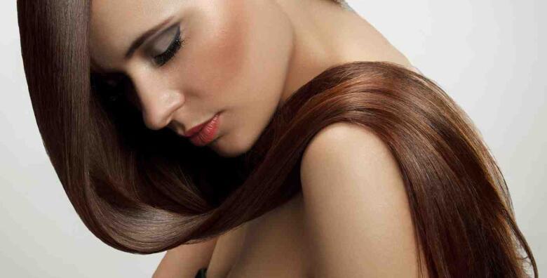 3 fen frizure ili fen frizura, šišanje i pranje za dugu kosu već od 85 kn!