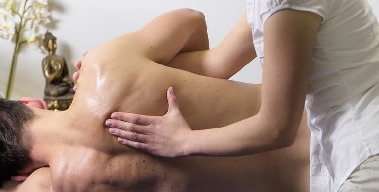 Medicinsko-sportska masaža cijelog tijela u trajanju 60 minuta za 180 kn!