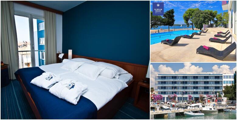 Biograd na Moru - 7 noćenja s polupansionom za 1 osobu u Hotelu Kornati 4* od 3.060 kn!