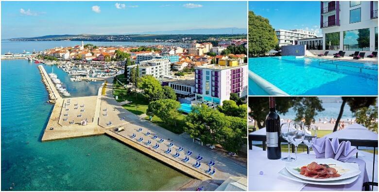 Biograd na Moru - 7 noćenja s polupansionom za 1 osobu u Hotelu Adriatic 4* od 3.060 kn!