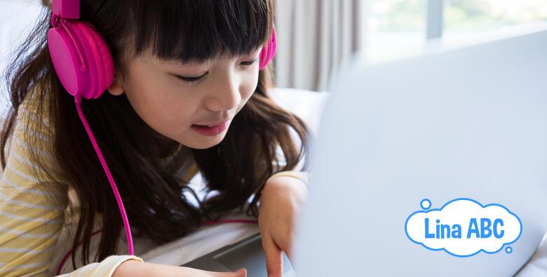 POPUST: 30% - Online tečaj engleskog za djecu- uspješno usvajanje engleskog jezika uživo s učiteljicom kroz interaktivne igre i zabavu za 420 kn! (Lina Abc school)