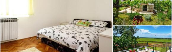Poreč - 2 noćenja za 2 - 4 osobe + gratis ponuda za 2 djece do 7 godina u Apartmanu Zdenka 3* po odličnoj cijeni od 638 kn!