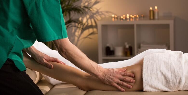 Sportsko-medicinska parcijalna masaža ili masaža cijelog tijela već od 99 kn!