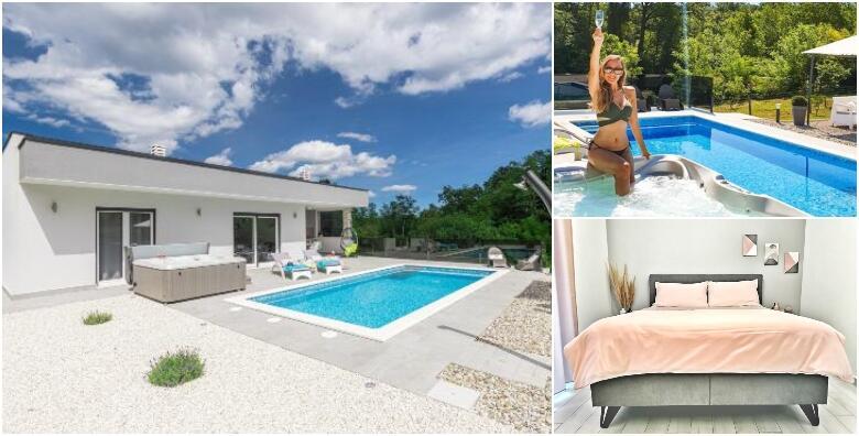 Provedite romantični ili obiteljski odmor u Istri uz 4, 5 ili 7 noćenja za 2 osobe ili 2 osobe + gratis ponuda za 2 djece do 15 godina u Villi Romantica 4* od 3.000 kn!