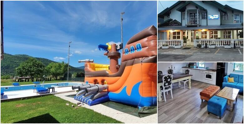 Otočac - odmor u Lici uz 2 ili 3 noćenja za 2 osobe s doručkom u Hostelu Majsić od 699 kn!