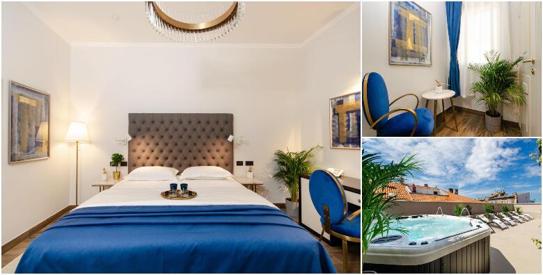 Pula - uhvatite posljednje ljetne zrake sunca i uživajte u Superior King sobama luksuzne Ville Brandestini 4* uz 2, 3 ili 5 noćenja s doručkom za 2 osobe od 1.269 kn!