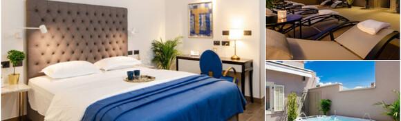 PULA - odaberite idealan luksuzni odmor uz 2, 3 ili 5 noćenja s doručkom za 2 osobe + gratis smještaj za 1 dijete do 5 godina u sobama Ville Brandestini 4* od 1.560 kn!