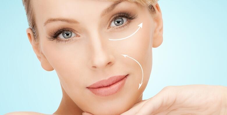 Nekirurški lifting lica, vrata i dekoltea MED VISAGE u GARGANO Med Contour Multipower Estetskom centru njege lica i tijela za 899 kn!