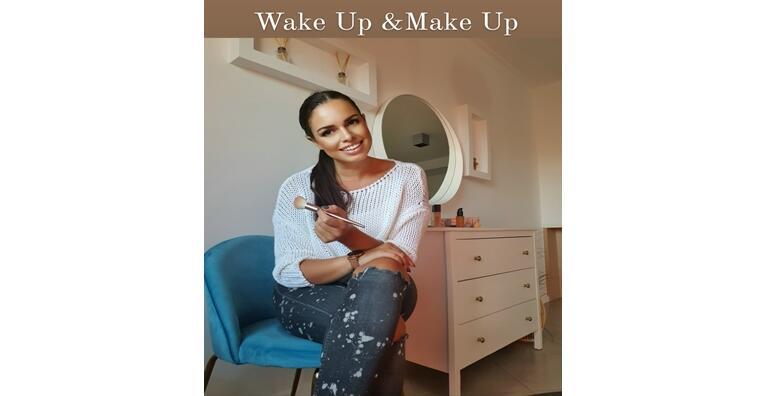 WAKE UP & MAKE UP - zablistajte u najboljem izdanju uz dnevni make up za samo 99 kn!