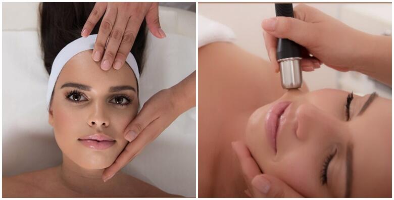 Masaža lica s mikrodermoabrazijom s 95% čistim kisikom za 135 kn!
