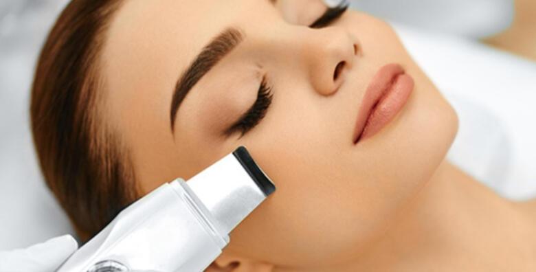 Pomlađivanje kože uz dubinski piling i čišćenje lica za 359 kn!